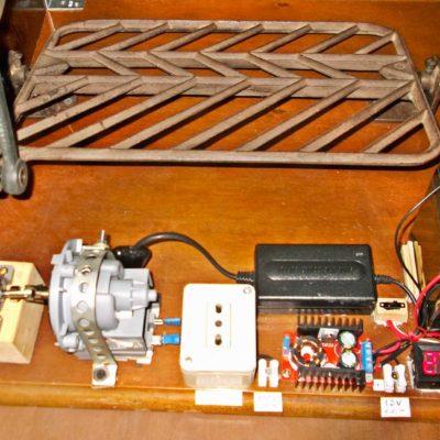 Generatore di corrente fai da te | Costruzione con oggetti di recupero