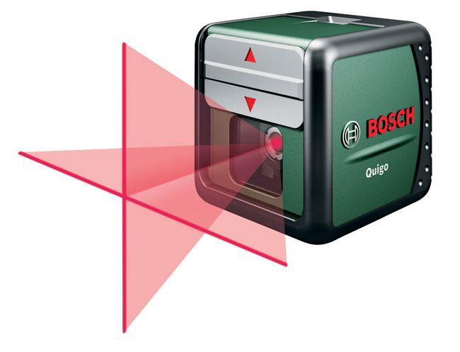 livella laser ortogonale