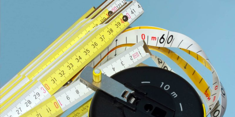 strumenti di misurazione