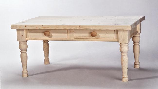 tavolino basso legno