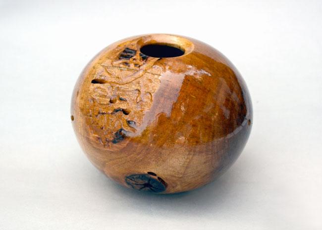 sfera tornita