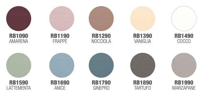 colori effetti materici