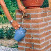 come costruire una fontanella