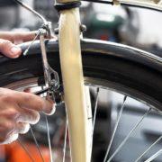 come regolare i freni della bici