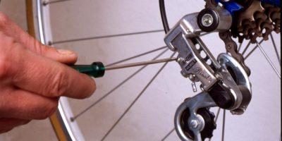 regolazione cambio bici