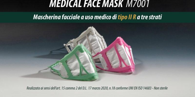 mascherina protettiva