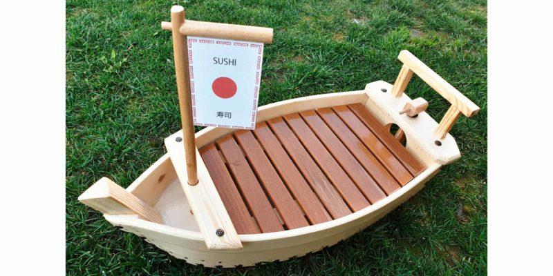 barca sushi fai da te