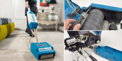 manutenzione lavapavimenti