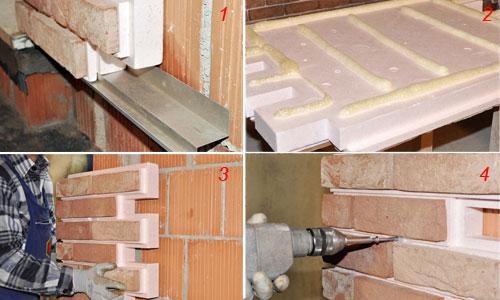 Isolamento con pannelli in facciata - Bricoportale: Fai da te e bricolage