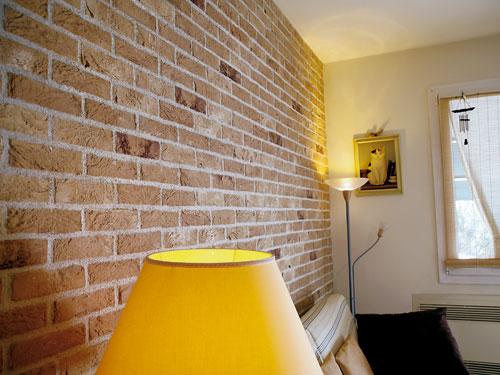 Isolamento con pannelli in facciata bricoportale fai da - Muri a vista interni ...