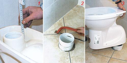 Sostituire Il Wc Come Si Installa Il Water Rifare Casa Bricoportale