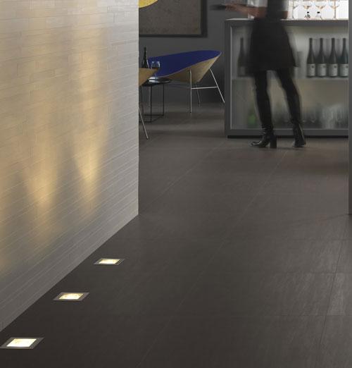 Le luci incassate nei pavimenti e nelle scale for Luci esterno ikea