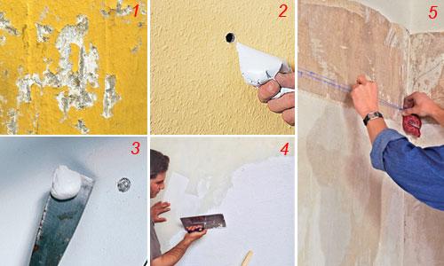 Protezioni per la tinteggiatura bricoportale fai da te - Fissativo per muri esterni ...