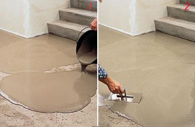 Pavimentazione autolivellante cosa e come si realizza bricoportale fai da te e bricolage - Verniciare piastrelle pavimento ...