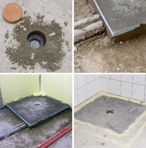 Installazione Piatto Doccia A Filo Pavimento Bricoportale Fai Da