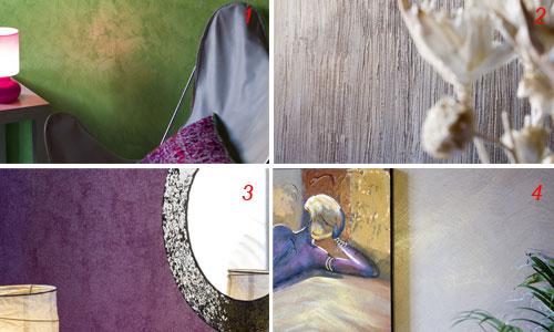 Pitturare casa con finiture speciali bricoportale fai - Pitturare casa fai da te ...