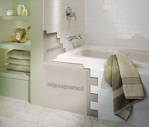 Cartongesso in bagno per angolo doccia - Bricoportale: Fai da te e ...