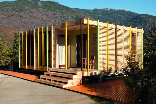 xlam, pannelli xlam, casette prefabbricate in legno, case di legno, case in legno, legno, pannelli,