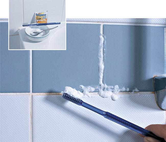Fughe piastrelle bagno decorazioni per la casa - Pulire piastrelle bagno ...