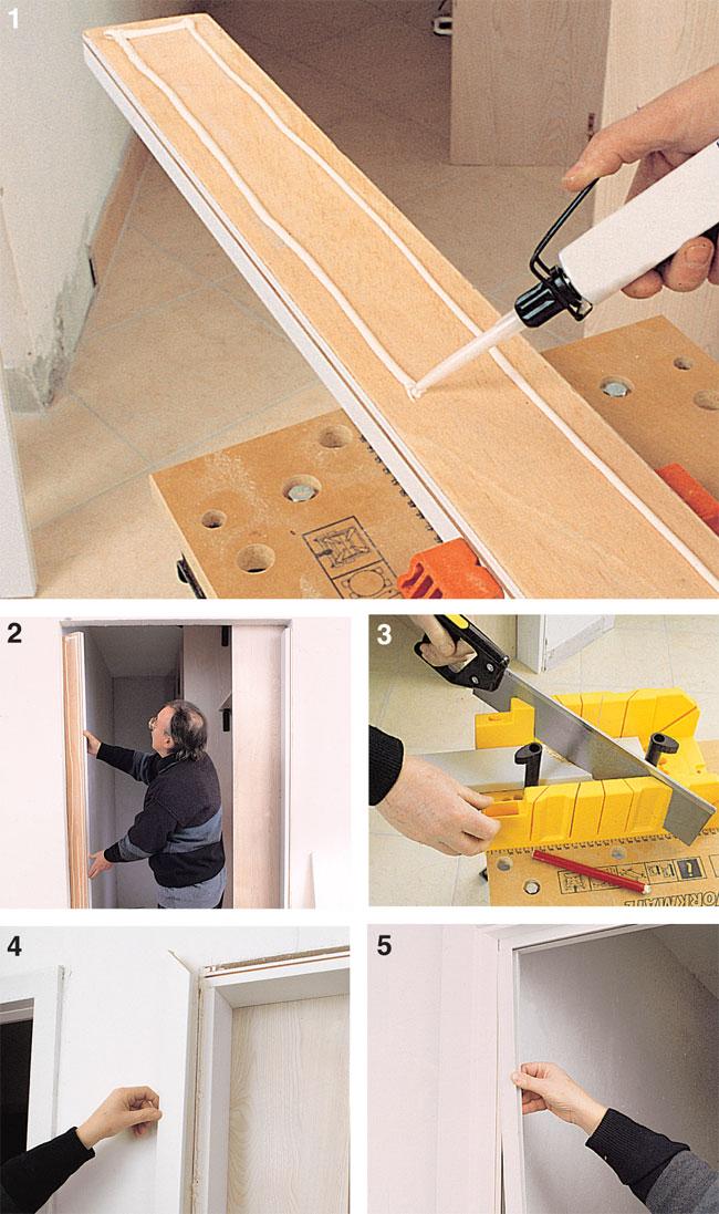 Installare porte a soffietto - Bricoportale: Fai da te e bricolage