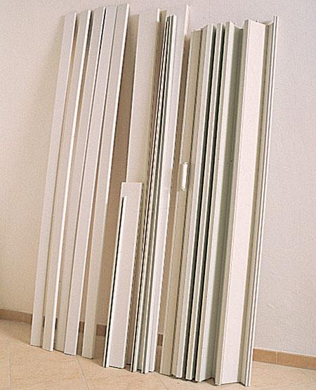 Favorito Installare porte a soffietto - Bricoportale: Fai da te e bricolage UD65