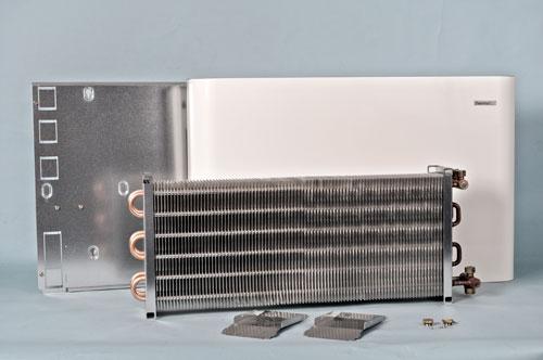 Installare il termoconvettore bricoportale il portale - Termosifone elettrico a parete ...