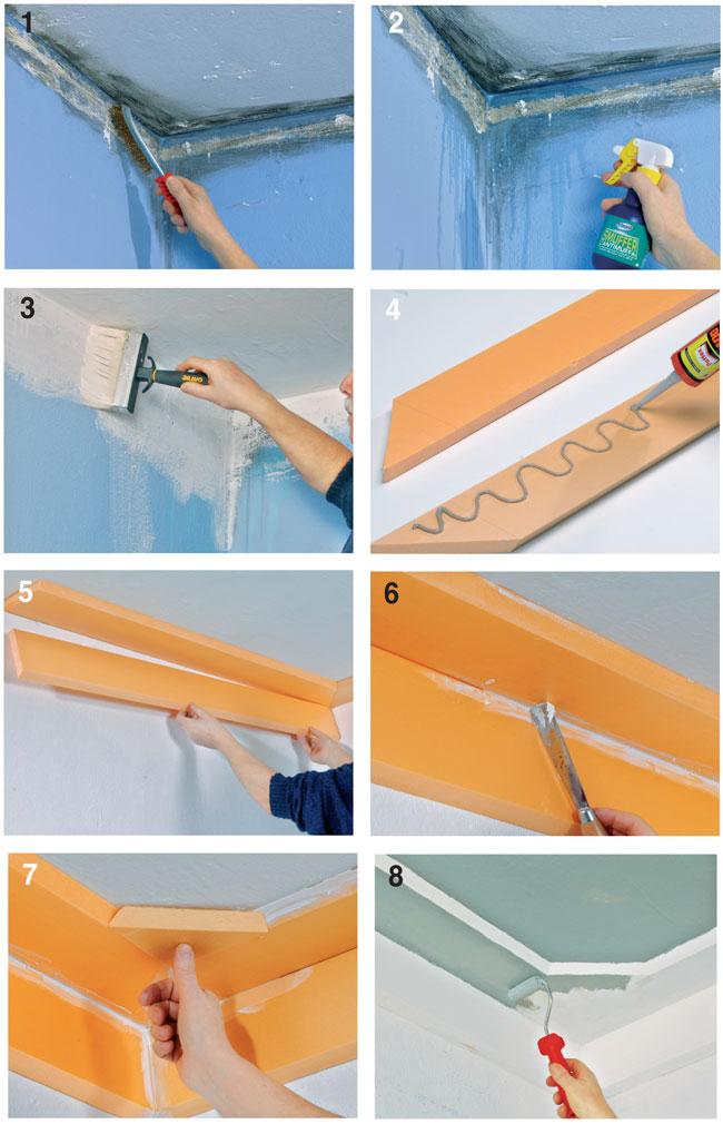 Prodotti per eliminare muffa dai muri pompa depressione - Come eliminare la muffa dai muri interni ...