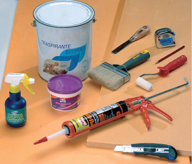 prodotti per eliminare la muffa