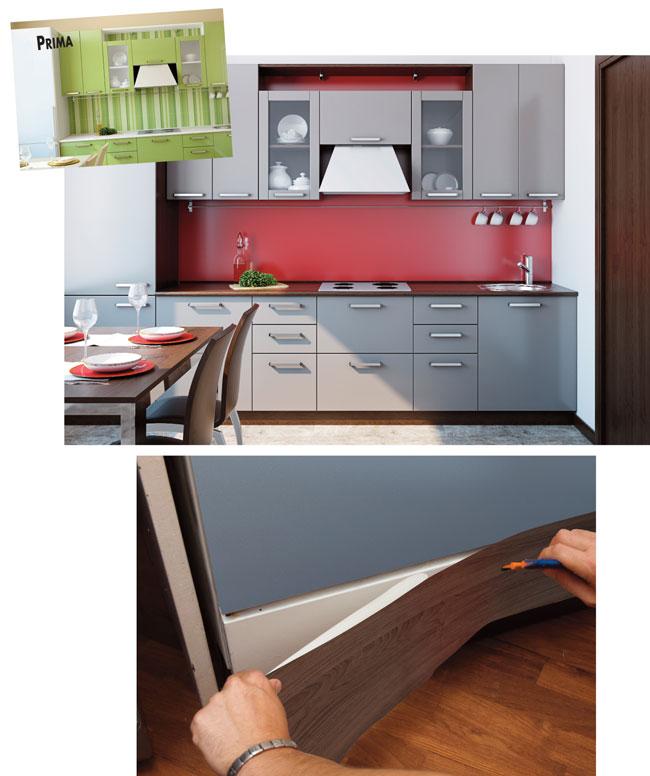 Pellicola adesiva per cucina - Pellicole adesive per porte ...