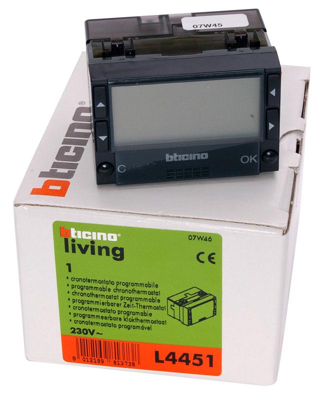 cronotermostato, installare il cronotermostato, come installare il cronotermostato, cronotermostato wifi, cronotermostato bticino, termostato,termostato ambiente, termostato digitale