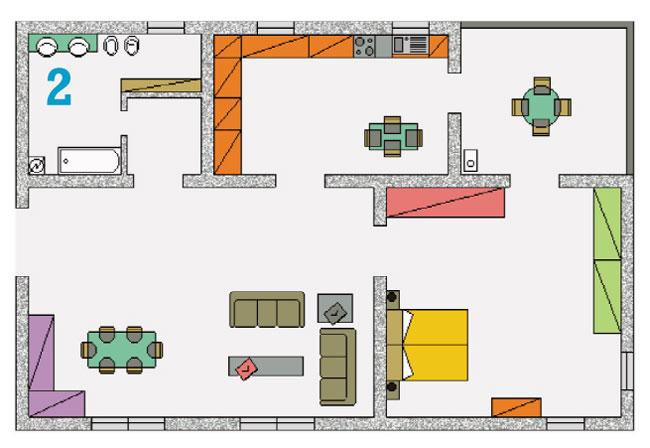 Impianto elettrico fai da te video guida illustrata for Come fare piano casa