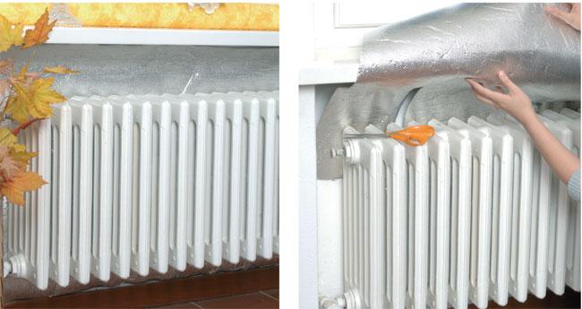 Paraspifferi per porte e finestre bricoportale fai da te e bricolage - Riscaldare casa a basso costo ...