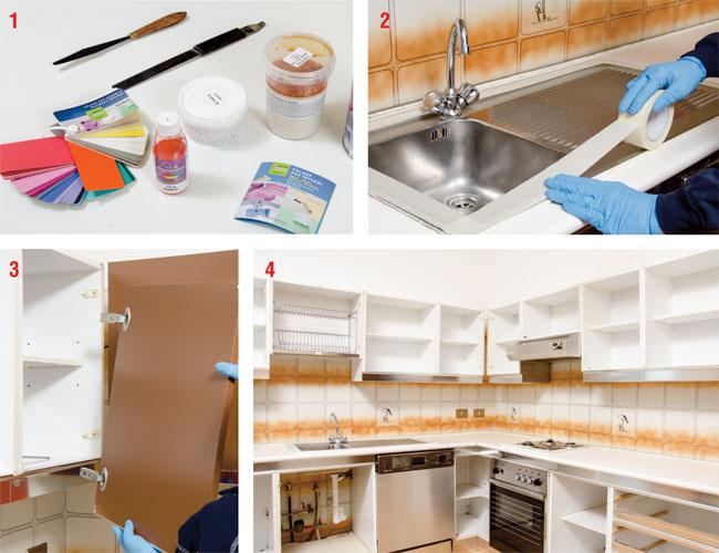 Rinnovare la cucina senza cambiarla - Bricoportale: Fai da te e ...