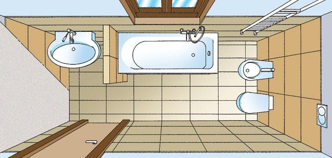 bagno di servizio, bagno in muratura, costruire un bagno, bagno nuovo,