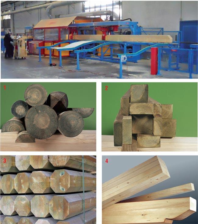 legno impregnato