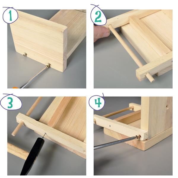 Come Costruire Una Casetta Per Uccelli In Legno Per Bloccarci Sopra