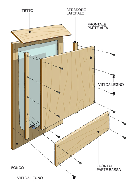 Diy bat house plans pdf for Bat house plans