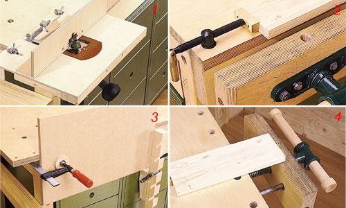 Banco da lavoro su ruote bricoportale fai da te e bricolage for Modificato un piano di cabina di telaio