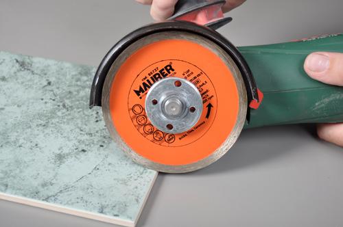 Disco taglio piastrelle design per la casa moderna
