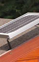 pannello lampada fotovoltaica