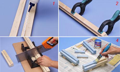 Costruire una lanterna d 39 arredo bricoportale fai da te e bricolage - Costruire una finestra fai da te ...