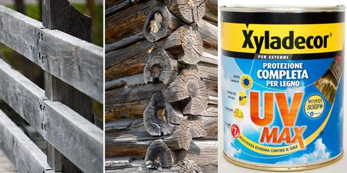 problemi del legno
