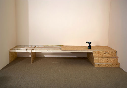 Costruire un piccolo soppalco bricoportale fai da te e for Piano di costruzione in legno soppalco