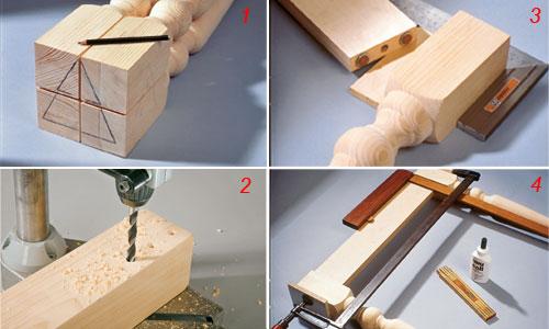 Come costruire un tavolo - Bricoportale: Fai da te e bricolage