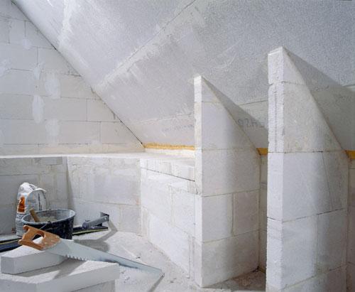 Costruire un mobile in mansarda fai da te bricoportale fai da te e bricolage - Mobile bagno in muratura fai da te ...