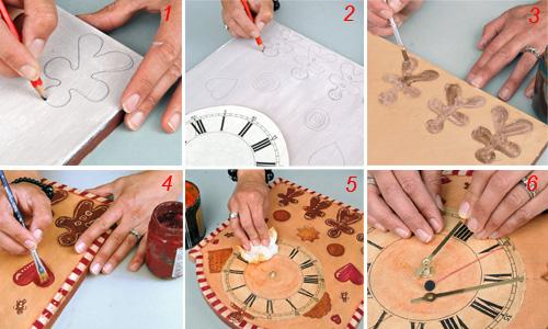 Come fare un orologio da cucina - Bricoportale: Fai da te e bricolage