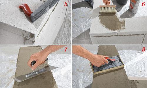 Lampada In Cemento Fai Da Te : Divano di cemento cellulare bricoportale fai da te e bricolage