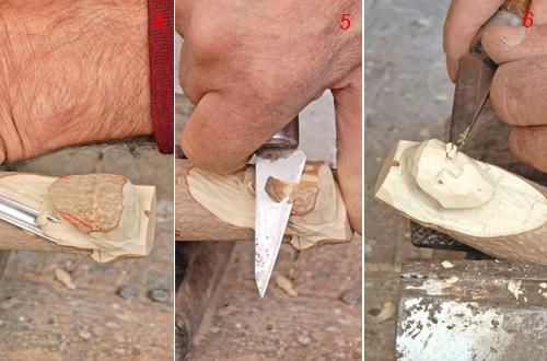 Costruire un presepe di legno fai da te bricolage for Grandi capanne di tronchi
