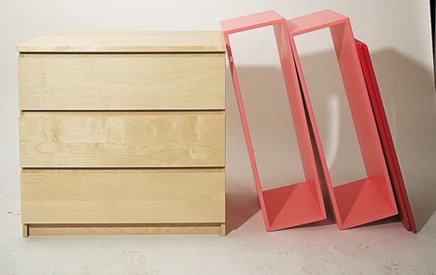 Scaffale fai da te multiuso bricoportale fai da te e bricolage - Ikea lack scaffale ...