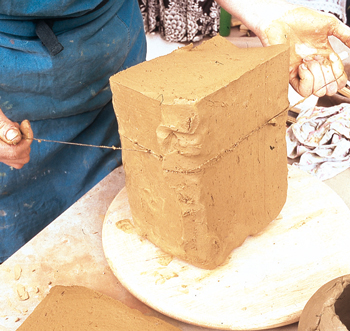 tagliare-argilla